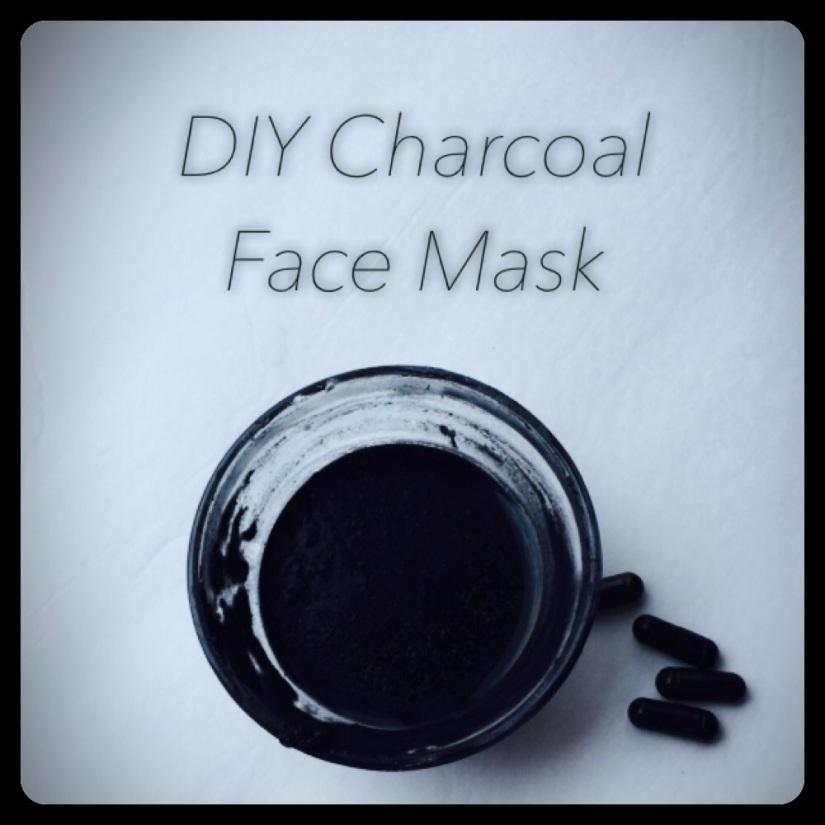 DIY Charcoal FaceMask…