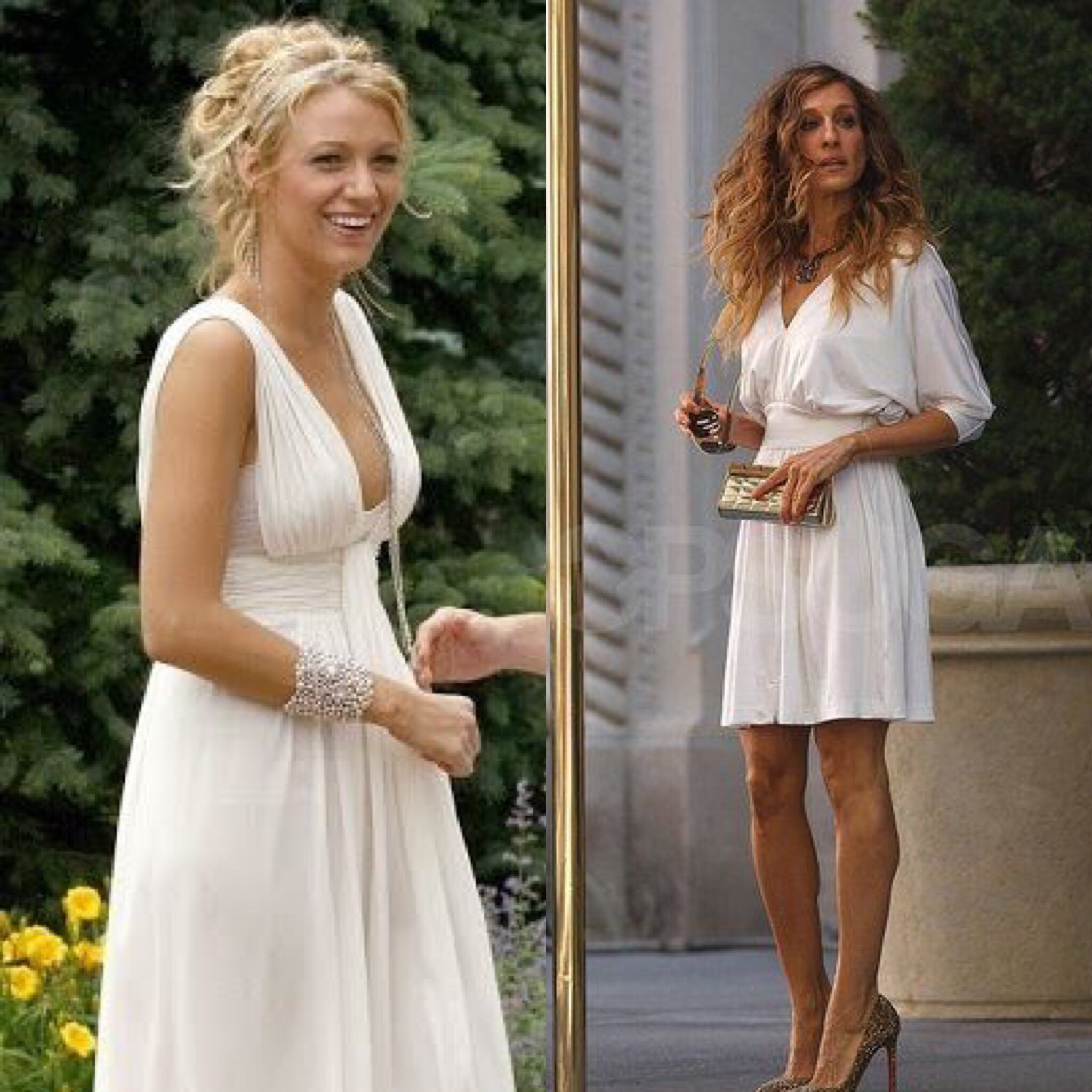 Serena Van Der Woodsen vs. Carrie Bradshaw…NYC\'s Finest – Beauty ...