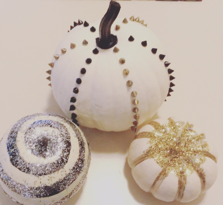 DIY Design Pumpkins & Donut Pumpkins…