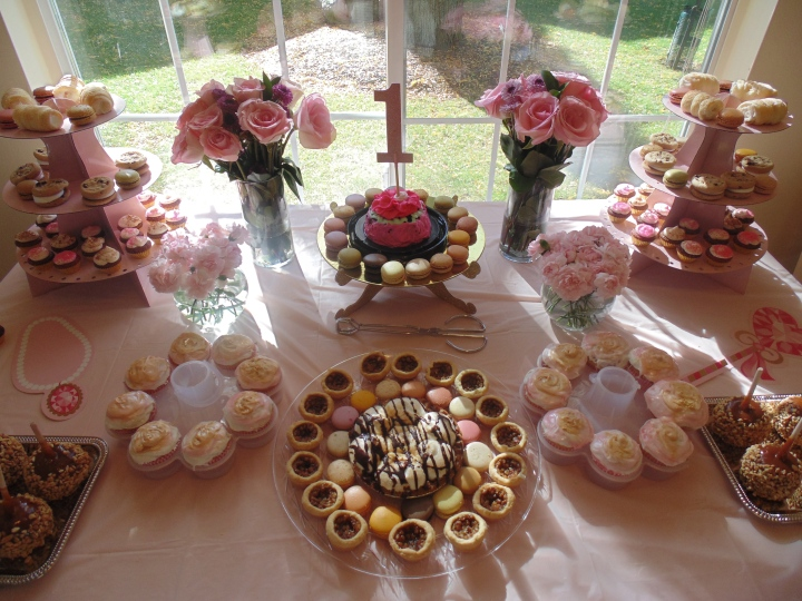 Pretty in Pink Birthday Party…