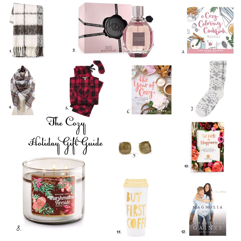 The Cozy Holiday GiftGuide…