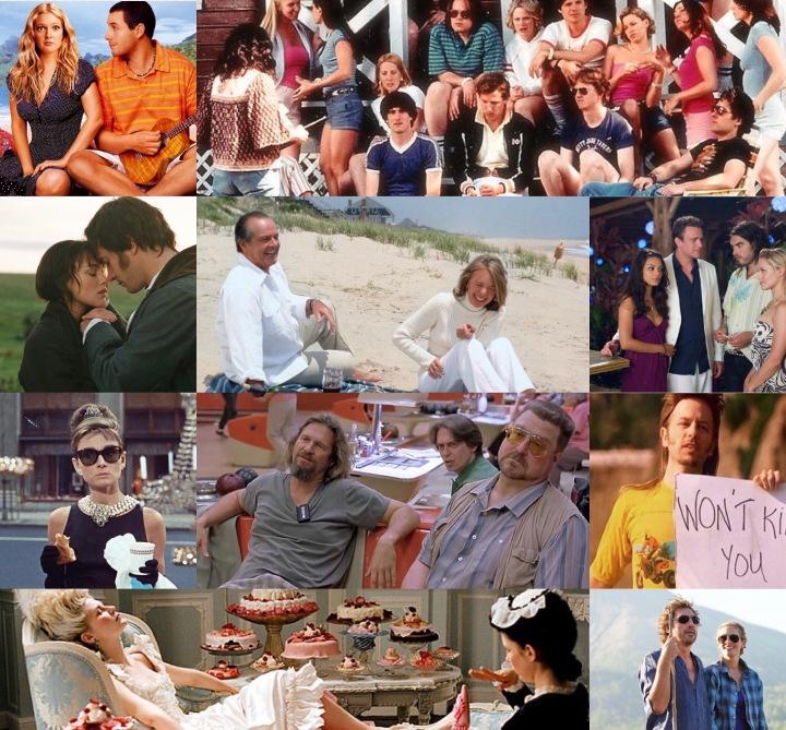 Top 10 Favorite Feel GoodMovies…