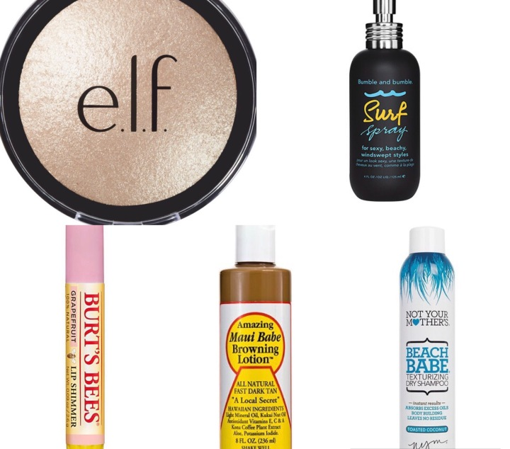 The 5 Best Beauty Buys For Your Bombshell Summer!