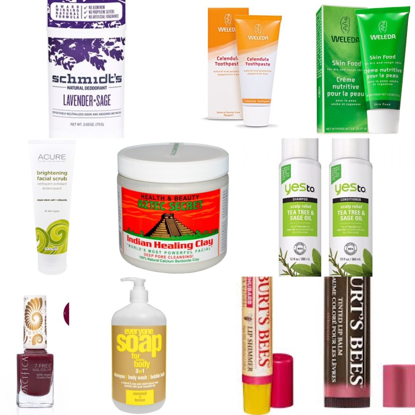 The 10 BEST Natural Beauty  Products You Need To Try Now…