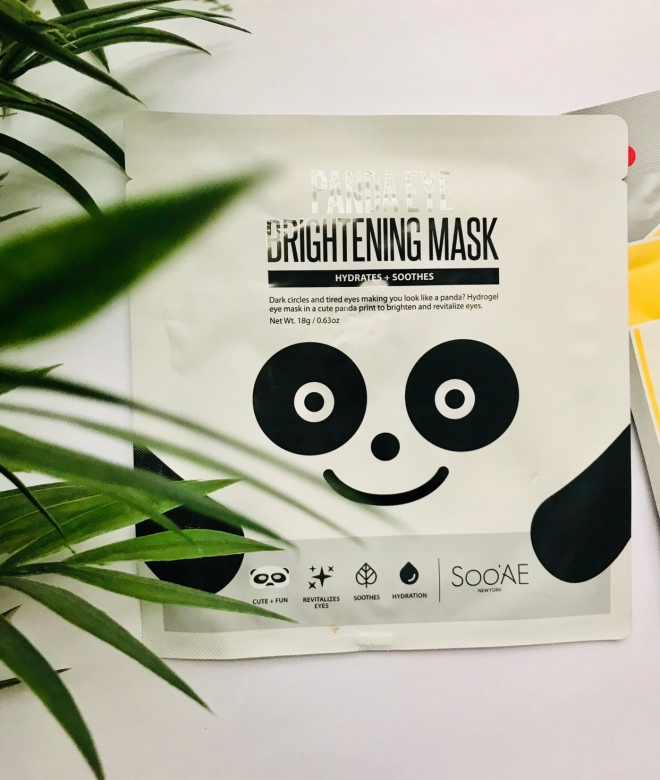 Soo AE Panda Eyes Brightening Mask