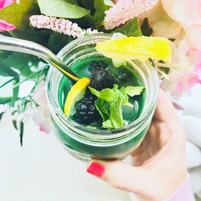 Detoxing Green Drink